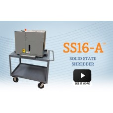 Data Security SS-16A Solid State Shredder
